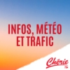 Logo of the podcast INFOS, METEO et TRAFIC de Chérie FM