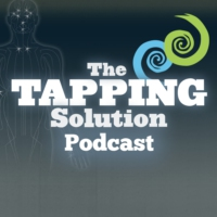 Logo of the podcast TS063 – Using Tapping to Release Negative Energy from Others