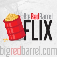 Logo of the podcast Big Red Flix – Big Red Barrel