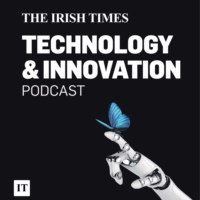 Logo of the podcast Introducing the Innovation and Technology Podcast