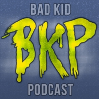 Logo of the podcast BadKidCast Podcast