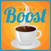 Logo of the podcast Daily Boost | Daily Coaching and Motivation
