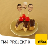 Logo of the podcast FM4 Projekt X - Peter Kraus & Bambi