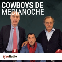 Logo of the podcast Cowboys de Medianoche: 'Latín Lovers'