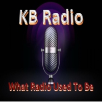 "Logo du podcast KB Radio ""Wide Open"""