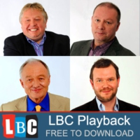 Logo of the podcast LBC Playback best of  LBC 97.3 FREE  - 8 Jan 12