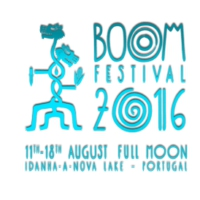 Logo of the podcast Boom Festival