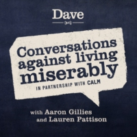 Logo of the podcast Conversations Against Living Miserably