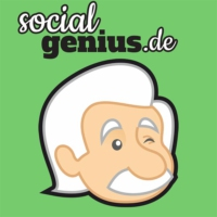 Logo du podcast Snapchat Marketing für Unternehmen