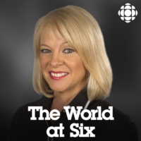 Logo of the podcast CBC News: World at Six