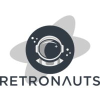 Logo of the podcast Retronauts