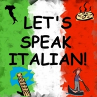 Logo du podcast Let's Speak Italian!