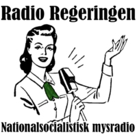 Logo of the podcast Radio Regeringen