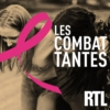 Logo of the podcast Les combattantes