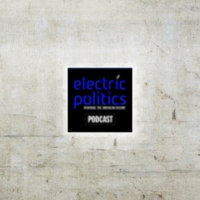 Logo of the podcast Electric Politics Podcast