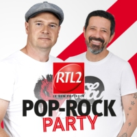 Logo du podcast RTL2 : Pop Rock Party