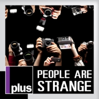 Logo of the podcast People are strange / Pourquoi Jennifer Lawrence nous allume-t-elle méchamment ?