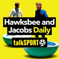 Logo of the podcast Hawksbee and Jacobs Daily