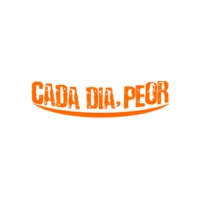 Logo of the podcast Cada Da, Peor