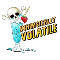 Logo of the podcast Whimsically Volatile
