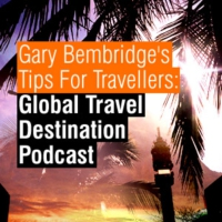 Logo du podcast -- TIPS FOR TRAVELLERS: The Travel Destination Podcast --