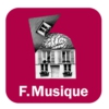Logo of the podcast France Musique - Les Greniers de la mémoire