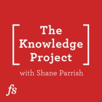 Logo of the podcast The Knowledge Project with Shane Parrish