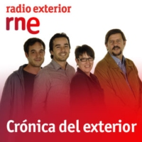 Logo of the podcast Radio Exterior - Crónica del Exterior