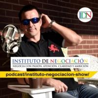Logo of the podcast Instituto de Negociación's show