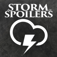 Logo of the podcast A Storm of Spoilers - A Game of Thrones Podcast