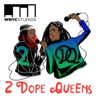 Logo of the podcast 2 Dope Queens