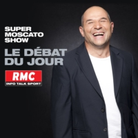 Logo of the podcast RMC : 19/04 - Le Débat du Super Moscato Show : Spécial rugby sur Racing : Dan Carter est-il inconto…