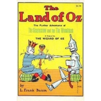 Logo of the podcast The Marvelous Land of Oz