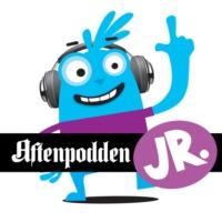 Logo of the podcast Aftenpodden Junior - Podcast for barn