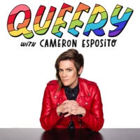 Logo du podcast QUEERY with Cameron Esposito