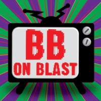Logo of the podcast BB on blast