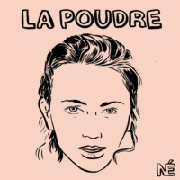 Logo of the podcast La Poudre