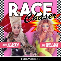 Logo of the podcast Race Chaser with Alaska & Willam