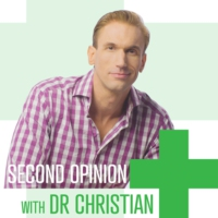 Logo du podcast Finty Williams joins Dr Christian and Alex to talk about addiction