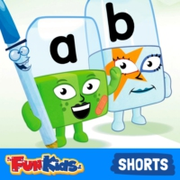 Logo of the podcast Alphablocks: Phonics Guide for Kids