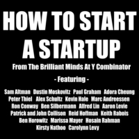 Logo of the podcast Lecture 1: Why To Start A Startup (Sam Altman and Dustin Moskovitz) (Podcast)