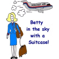 "Logo du podcast 134 A Tale of Three Betty""s"