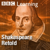 Logo of the podcast BBC Radio 4 - Shakespeare Retold