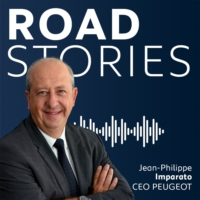 Logo of the podcast Road Stories, le podcast de Jean-Philippe Imparato, CEO de Peugeot