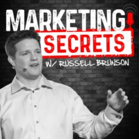 Logo of the podcast Marketing Secrets