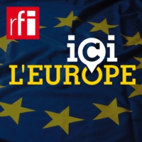Logo of the podcast Ici l'Europe