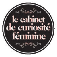 Logo of the podcast Le Cabinet de Curiosité Féminine