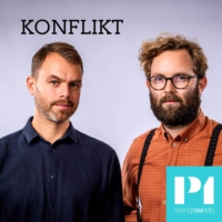 Logo du podcast USA:s och Kinas sjuka relation