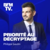 Logo of the podcast Priorité au décryptage