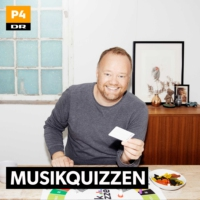 Logo of the podcast Musikquizzen